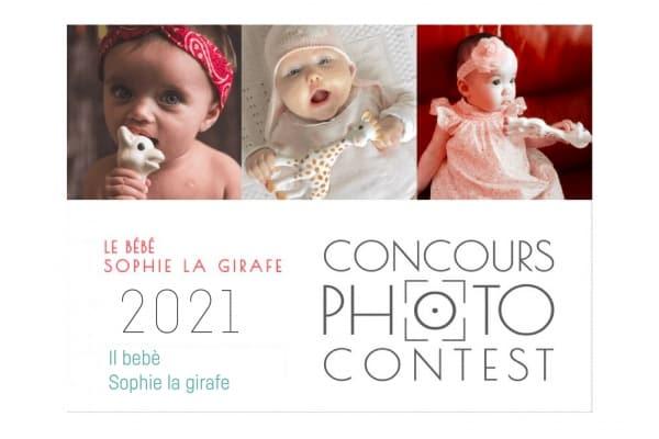"""Inaugurazione dell'edizione 2021 del concorso fotografico """"Neonato Sophie la girafe"""""""