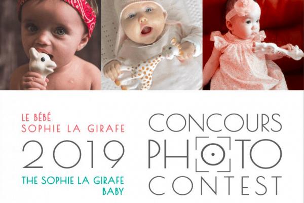 """Inaugurazione dell'edizione 2019 del concorso fotografico """"Neonato Sophie la girafe"""""""