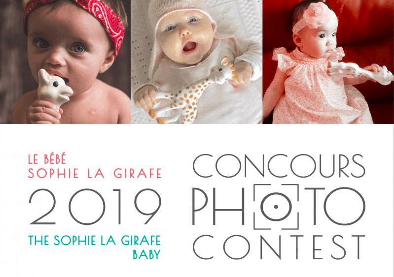 Photo contest Sophie la girafe